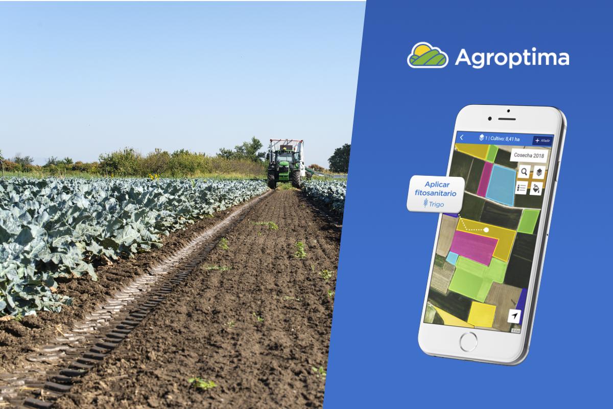Agroptima: gestión de actividad agrícola